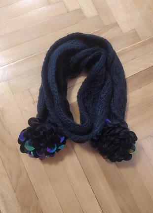 Классный шарфик