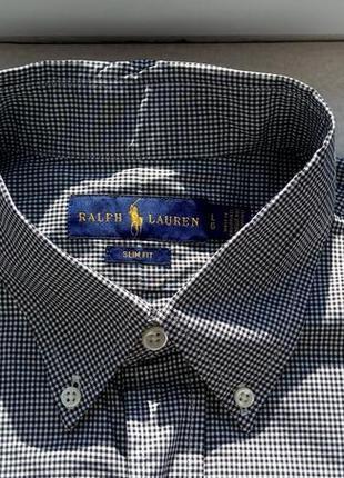 Рубашка мужская с длинным рукавом polo ralph lauren филиппины