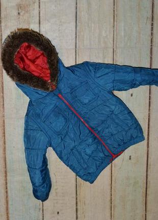 Куртка john lewis на 2-3 года