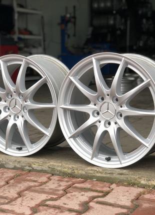 Оригинальные диски Mercedes-Benz. R 17. 5*112.