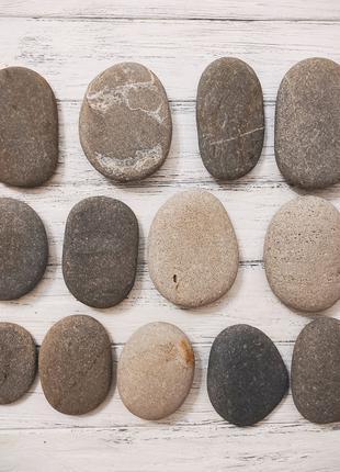 Камни галька морская от 8 до 12 см
