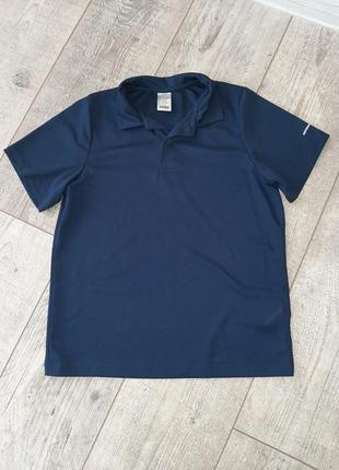"Майка футболка поло polo спортивная от ""decathlon"" на мальчика..."