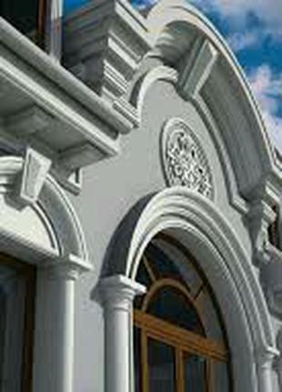 Утеплення та декоративне оздоблення фасаду будинку