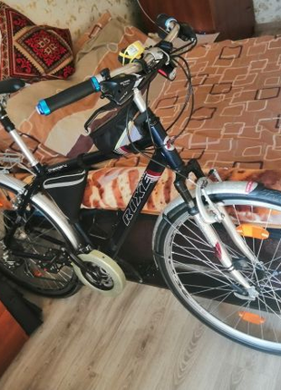 Велосипед , ровер на 28 колесах.