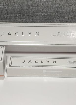 Набор косметики jaclyn хайлайтер с кисточкой