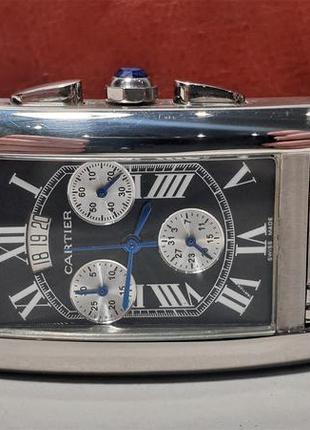 Мужские наручные часы cartier