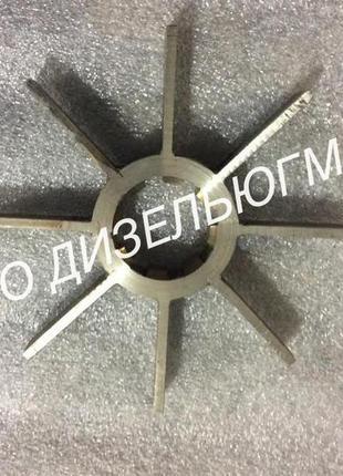 Крылатка насоса 2ОК1.123.1.1 на компрессор 2ОК1