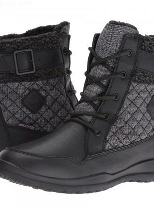 Ботинки kamik barton зимові оригінал мембрана, натуральна кожа...