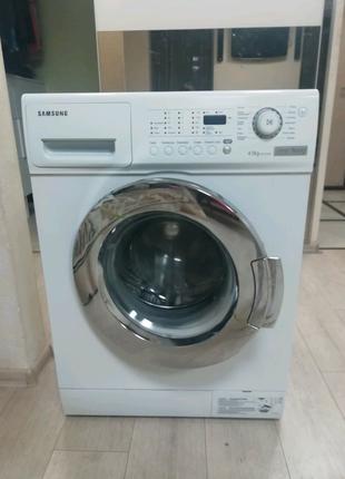 Продам стиральную машину Samsung 4.5 кг, 45 см