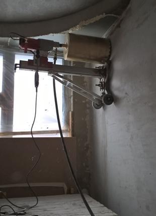 Алмазная резка бетона. Сверление.Демонтаж.