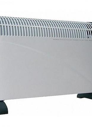 Мощный электрический конвектор, обогреватель A-PLUS 2000 Вт.
