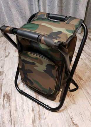 Стул с рюкзаком-термосумкой