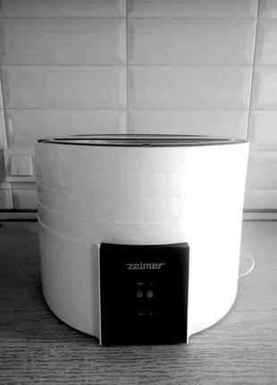 Продам сушку Zelmer для фруктов, овощей и грибов