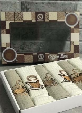 Кухонные  полотенца  Nilteks