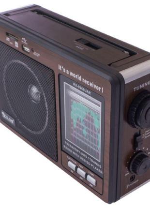 Радиоприемник Golon с выходом USB