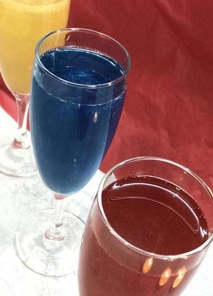 Ароматизированный шиммер для напитков