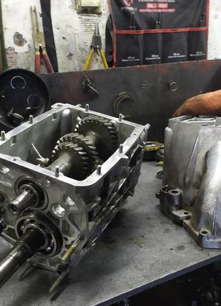 Ремонт коробки передач Жигули 2105