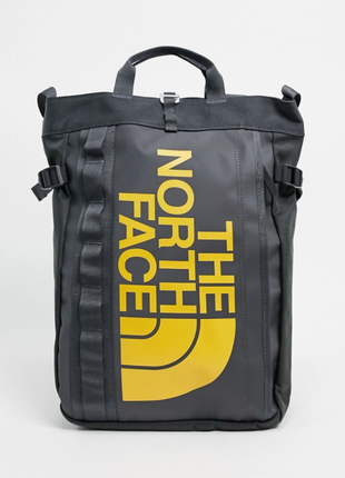 Оригінальна сумка the north face tote bag asphalt grey (nf0a3k...