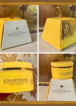 Champneys люксовый баттер масло крем для тела с маслами