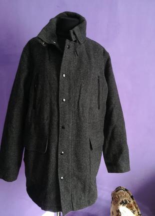 Пальто куртка шерстяное