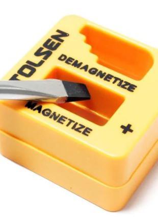 Намагничиватель для отверток размагничиватель отверток магнит