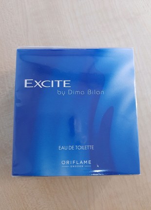 Туалетна вода Excite