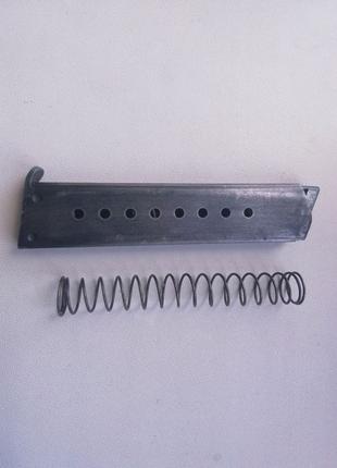 Обойма и пружина к газовому пистолет генерал или наполеон 9мм