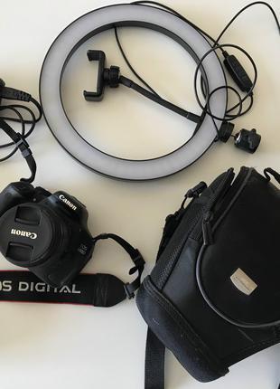 Сдам в аренду камеру Canon 600D или Xiaomi, аналог GroPro