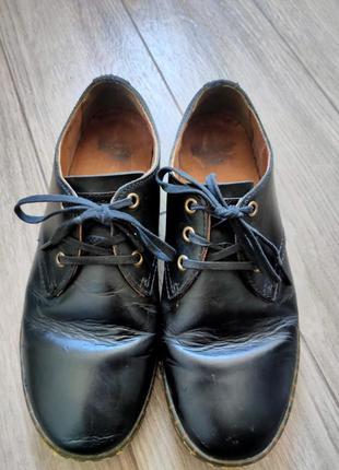 Мартинсы туфли