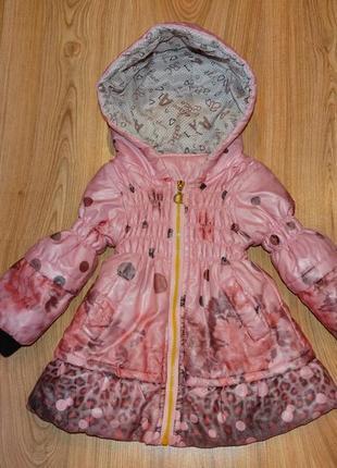 Демисезонная курточка, пальтишко, плащик (куртка демі)