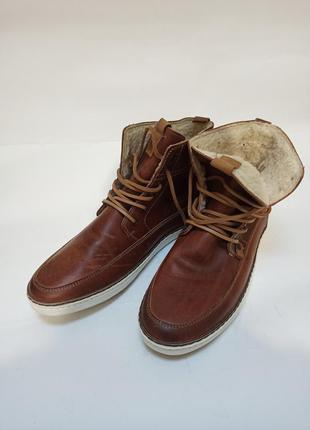 Blackstone ботинки теплые.брендовая обувь stock
