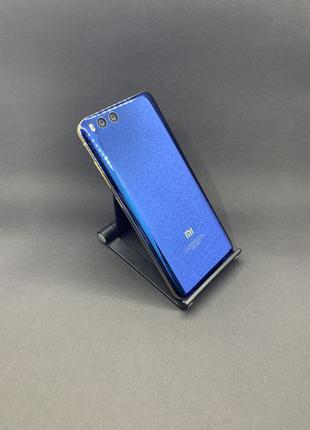 Xiaomi Mi6 на 4/64 Gb Blue Mi 6 смартфон флагман