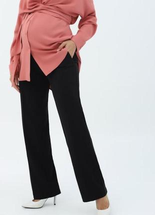 Классические брюки для беременных размер 16 (46-48)