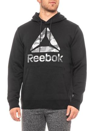 Свитшот толстовка  худи  пуловер reebok luxe оригинал из сша