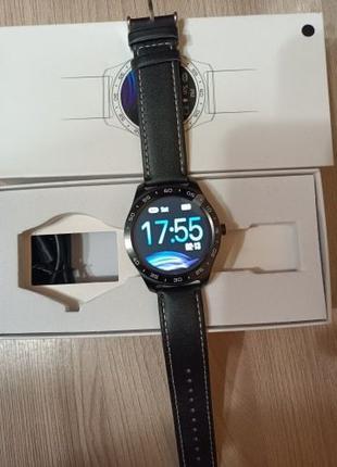 Умные фитнес часы LEMFO Z11 с пульсиметром и измерением давления