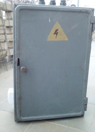 Ящик металлический для электромонтажа