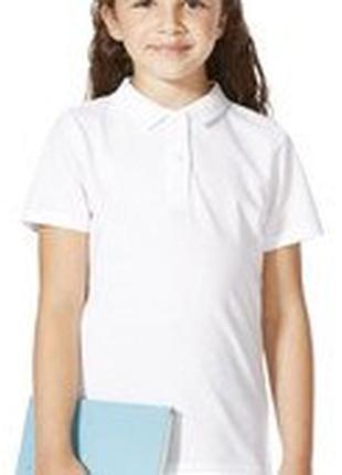 Футболка - поло,тенниска на девочку smart start.
