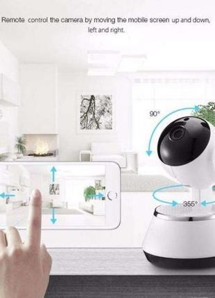 360Eye - WiFI IP камера c датчиком движения / Наложкой