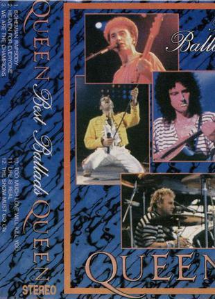 Аудіокасета Queen Підбірка Best Ballads