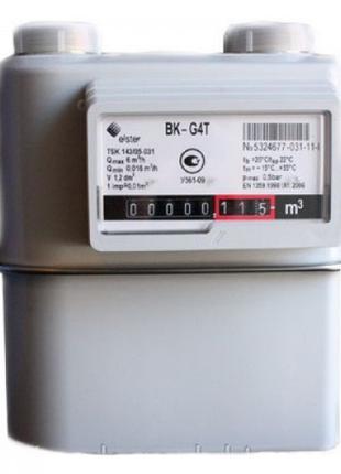 Счётчик газа ВКТ-G 4