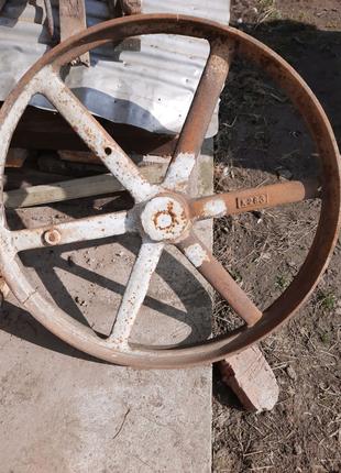Металеве колесо