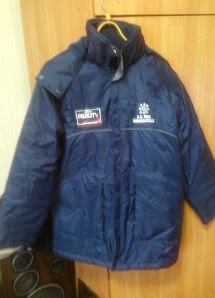 Мужская  спортивная куртка ERREA