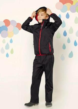Дождевик, дождевой комплект костюм для мальчиков