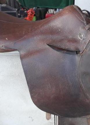 Німецьке сідло для коней