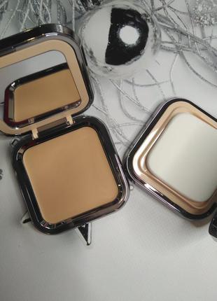 Nourishing perfection cream compact foundation  пудра kiko