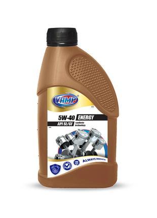 Моторное масло ENERGY 5W-40 VAMP 1л.