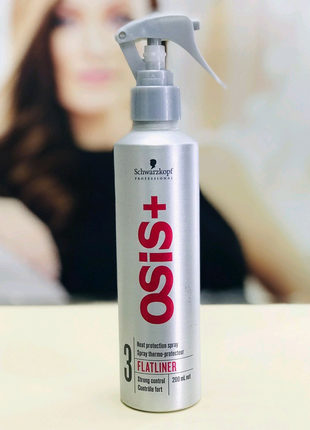 Спрей для термоукладки волосся Schwarzkopf Professional Osis + Fl