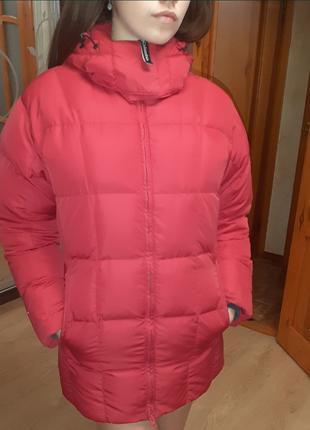 Пуховик женский фирменный Columbia, куртка Columbia, куртка весна