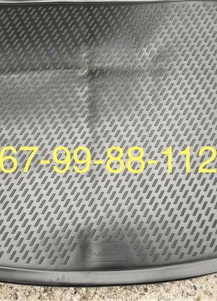 Коврик в багажник Ford Focus 3 2011- универсал Форд Фокус 3...