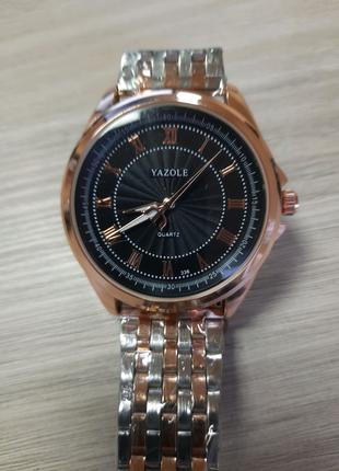 Часы YAZOLE Quartz.